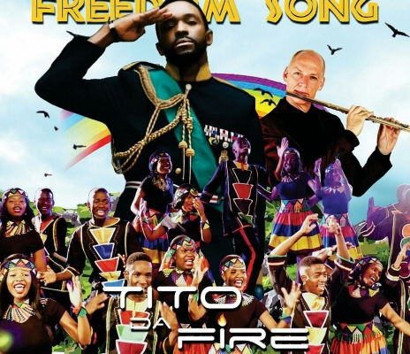 Freedom Song featuring Wouter Kellerman and Ndlovu Youth Choir