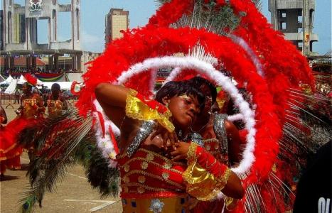 Close-Up Beach Carnival